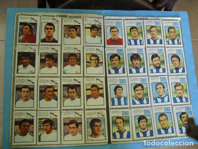 Álbum de fútbol completo: album campeonato de liga 1971 - 72, de DISGRA - Foto 11 - 87402048