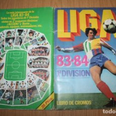 Álbum de fútbol completo: LIGA 83 84 1ª DIVISION - ÁLBUM COMPLETO - ESTE. Lote 87484440
