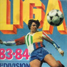 Álbum de fútbol completo: ALBUM, LIGA 83 - 84, DE EDICIONES ESTE,. Lote 87500040