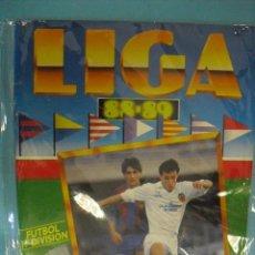 Álbum de fútbol completo: ALBUM, LIGA 88-89, DE EDICIONES ESTE,. Lote 87528572