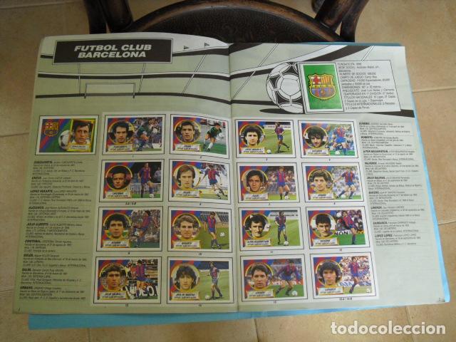 Álbum de fútbol completo: album, liga 88-89, de ediciones ESTE, - Foto 2 - 87528572
