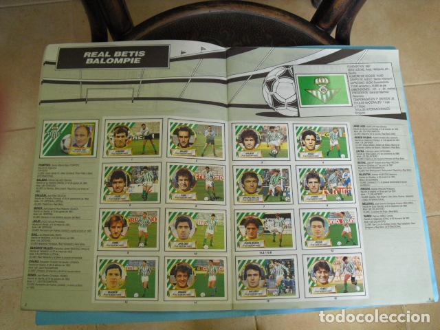 Álbum de fútbol completo: album, liga 88-89, de ediciones ESTE, - Foto 3 - 87528572