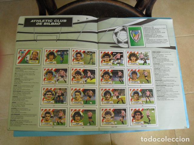 Álbum de fútbol completo: album, liga 88-89, de ediciones ESTE, - Foto 4 - 87528572