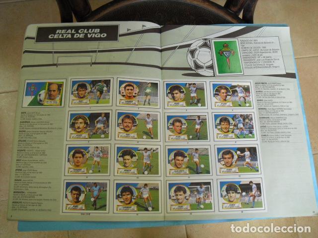 Álbum de fútbol completo: album, liga 88-89, de ediciones ESTE, - Foto 6 - 87528572