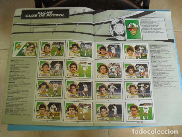 Álbum de fútbol completo: album, liga 88-89, de ediciones ESTE, - Foto 7 - 87528572