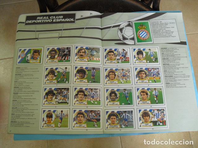 Álbum de fútbol completo: album, liga 88-89, de ediciones ESTE, - Foto 8 - 87528572