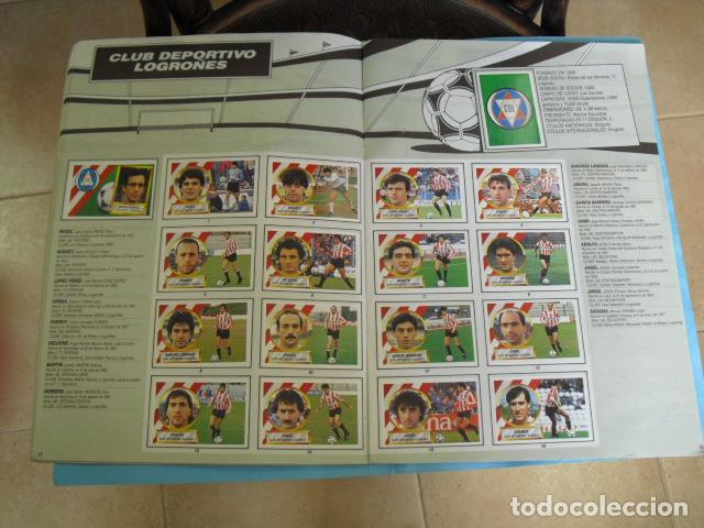 Álbum de fútbol completo: album, liga 88-89, de ediciones ESTE, - Foto 10 - 87528572