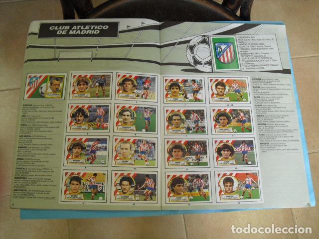 Álbum de fútbol completo: album, liga 88-89, de ediciones ESTE, - Foto 11 - 87528572