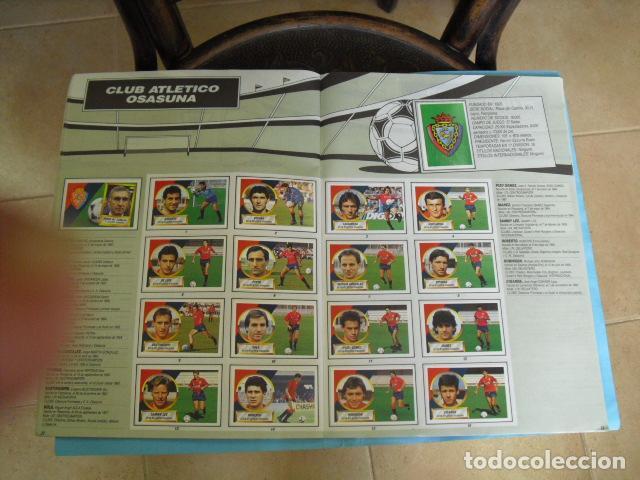 Álbum de fútbol completo: album, liga 88-89, de ediciones ESTE, - Foto 15 - 87528572