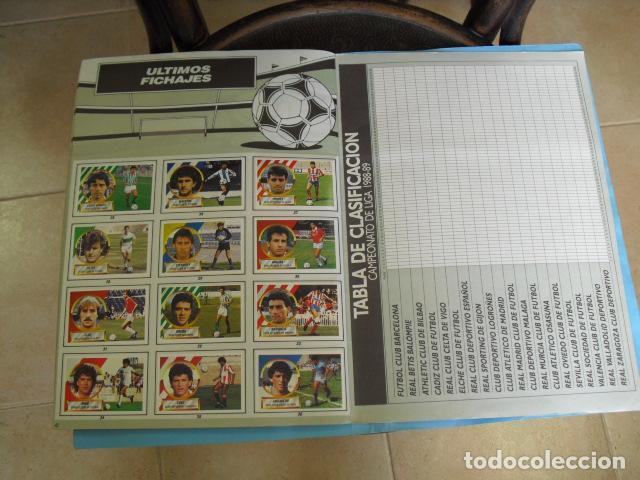 Álbum de fútbol completo: album, liga 88-89, de ediciones ESTE, - Foto 23 - 87528572