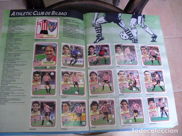Álbum de fútbol completo: album, liga 89 - 90, de ediciones ESTE, - Foto 3 - 87567760