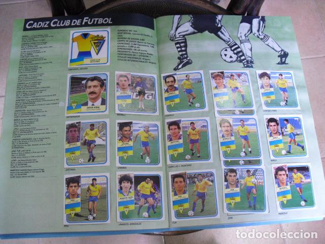 Álbum de fútbol completo: album, liga 89 - 90, de ediciones ESTE, - Foto 4 - 87567760