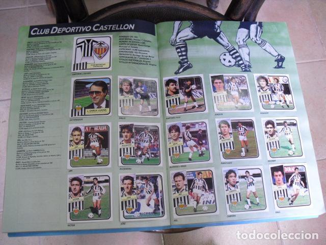 Álbum de fútbol completo: album, liga 89 - 90, de ediciones ESTE, - Foto 5 - 87567760