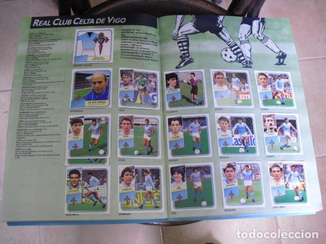 Álbum de fútbol completo: album, liga 89 - 90, de ediciones ESTE, - Foto 6 - 87567760