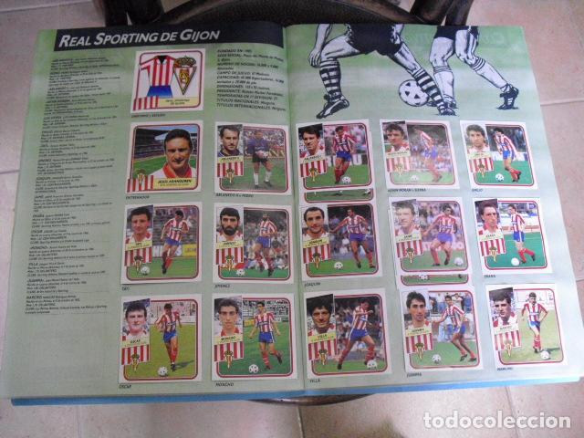 Álbum de fútbol completo: album, liga 89 - 90, de ediciones ESTE, - Foto 7 - 87567760