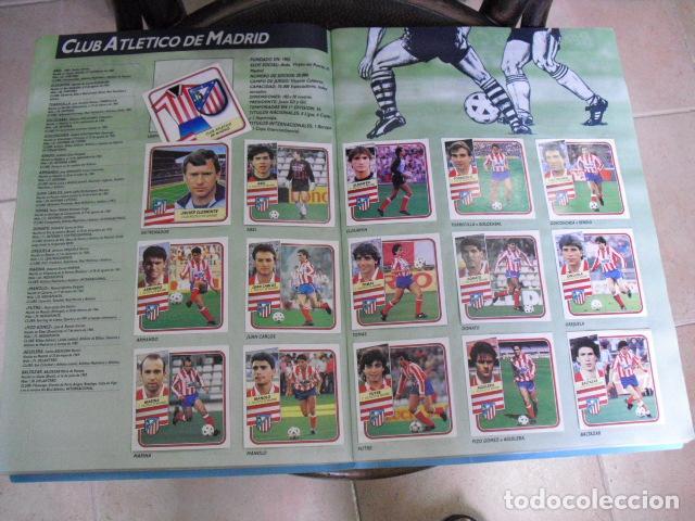 Álbum de fútbol completo: album, liga 89 - 90, de ediciones ESTE, - Foto 9 - 87567760