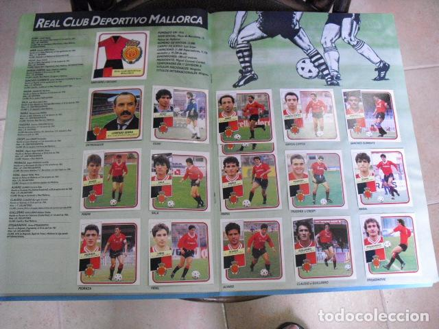Álbum de fútbol completo: album, liga 89 - 90, de ediciones ESTE, - Foto 11 - 87567760