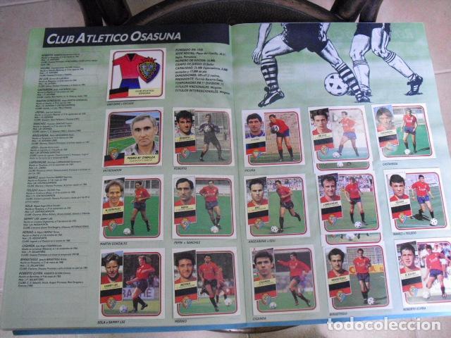Álbum de fútbol completo: album, liga 89 - 90, de ediciones ESTE, - Foto 12 - 87567760
