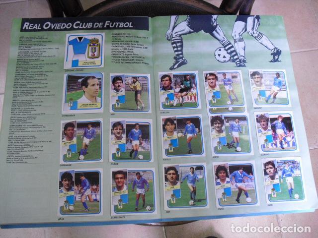 Álbum de fútbol completo: album, liga 89 - 90, de ediciones ESTE, - Foto 13 - 87567760