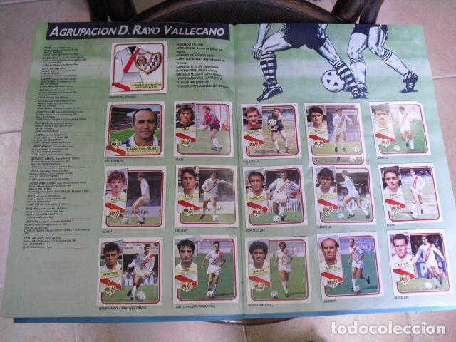 Álbum de fútbol completo: album, liga 89 - 90, de ediciones ESTE, - Foto 14 - 87567760