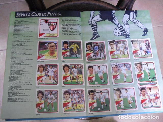 Álbum de fútbol completo: album, liga 89 - 90, de ediciones ESTE, - Foto 15 - 87567760
