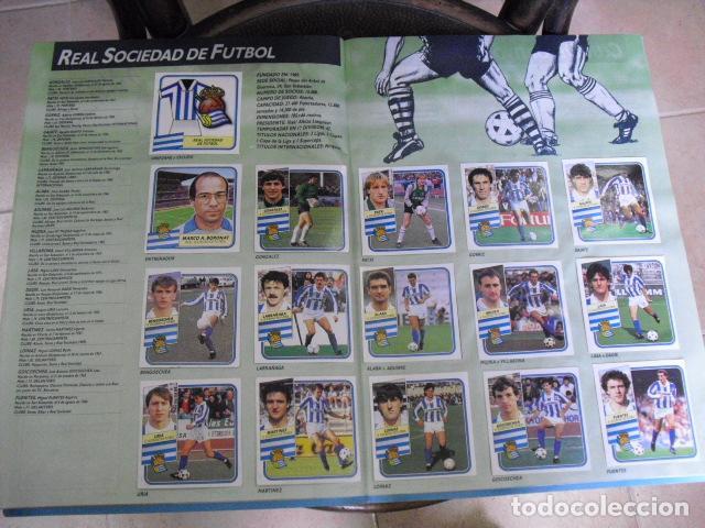 Álbum de fútbol completo: album, liga 89 - 90, de ediciones ESTE, - Foto 16 - 87567760