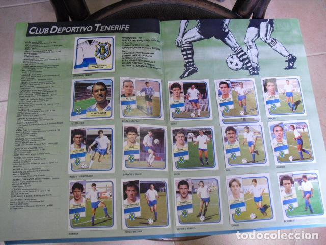 Álbum de fútbol completo: album, liga 89 - 90, de ediciones ESTE, - Foto 17 - 87567760