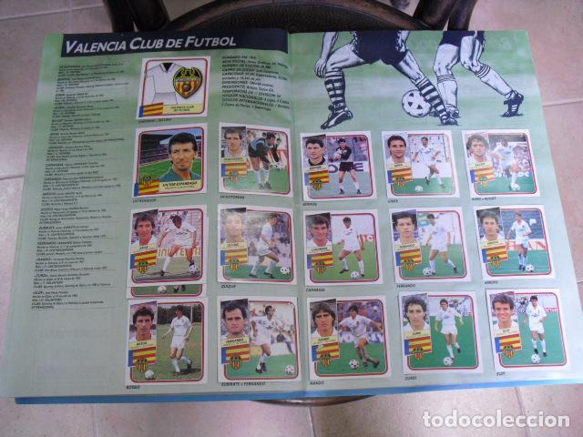 Álbum de fútbol completo: album, liga 89 - 90, de ediciones ESTE, - Foto 18 - 87567760