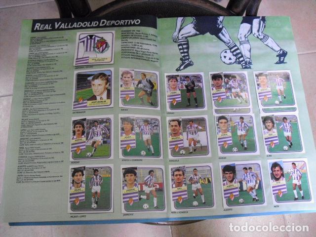 Álbum de fútbol completo: album, liga 89 - 90, de ediciones ESTE, - Foto 19 - 87567760