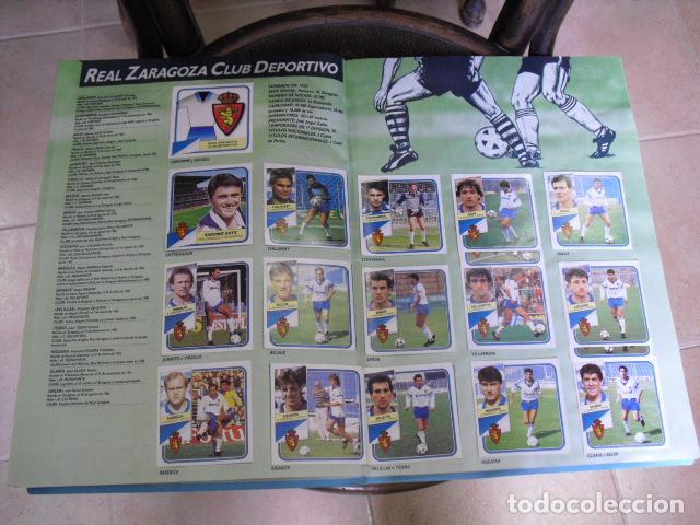 Álbum de fútbol completo: album, liga 89 - 90, de ediciones ESTE, - Foto 20 - 87567760
