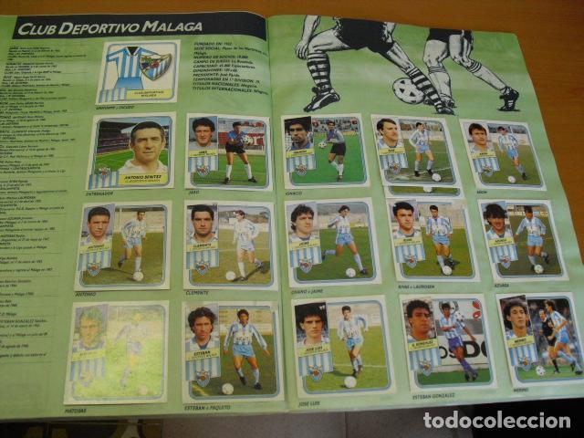 Álbum de fútbol completo: album, liga 89 - 90, de ediciones ESTE, - Foto 23 - 87567760
