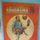 Álbum de fútbol completo: ALBUM, MUNDIAL DE ARGENTINA 78, DE EL DIARIO LA MAÑANA, DE ARGENTINA. EL ALBUM ES ARGENTINO,. Lote 87573256