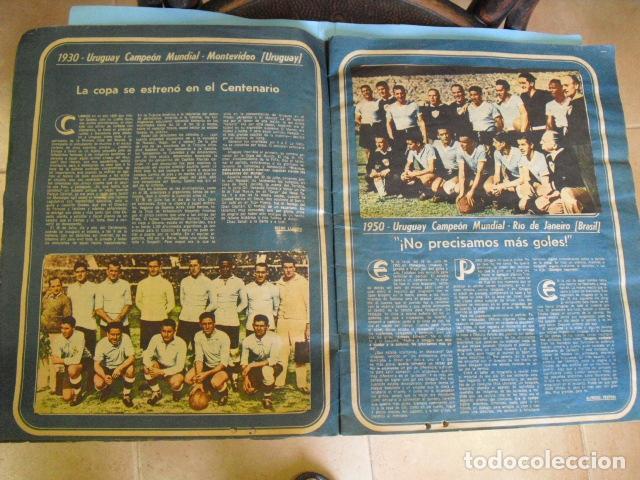 Álbum de fútbol completo: album, mundial de argentina 78, de el diario la mañana, de argentina. el album es argentino, - Foto 3 - 87573256