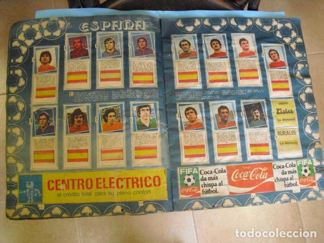 Álbum de fútbol completo: album, mundial de argentina 78, de el diario la mañana, de argentina. el album es argentino, - Foto 9 - 87573256