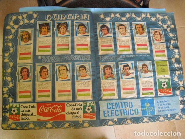 Álbum de fútbol completo: album, mundial de argentina 78, de el diario la mañana, de argentina. el album es argentino, - Foto 12 - 87573256