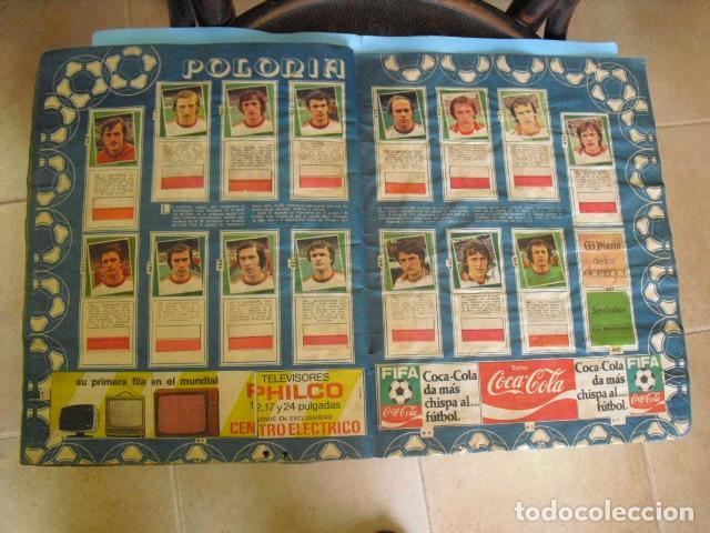 Álbum de fútbol completo: album, mundial de argentina 78, de el diario la mañana, de argentina. el album es argentino, - Foto 17 - 87573256
