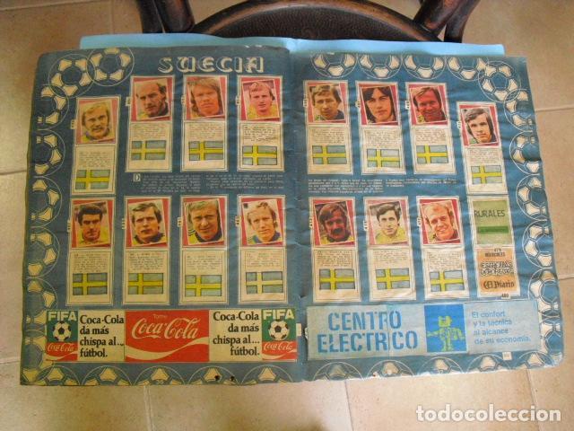 Álbum de fútbol completo: album, mundial de argentina 78, de el diario la mañana, de argentina. el album es argentino, - Foto 18 - 87573256