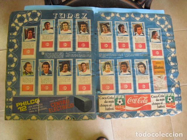 Álbum de fútbol completo: album, mundial de argentina 78, de el diario la mañana, de argentina. el album es argentino, - Foto 19 - 87573256
