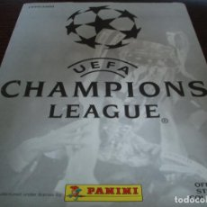 Álbum de fútbol completo: 9335- ALBUM CHAMPIONS LEAGUE 1999-2000/99-00 -COMPLETO. Lote 87877624