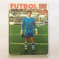 Álbum de fútbol completo: ÁLBUM CROMOS FUTBOL 1980 1981 MÁS SOBRE VACÍO. Lote 88407564