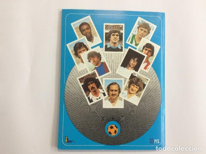 Álbum de fútbol completo: Álbum Cromos FUTBOL 1980 1981 MÁS SOBRE VACÍO - Foto 2 - 88407564