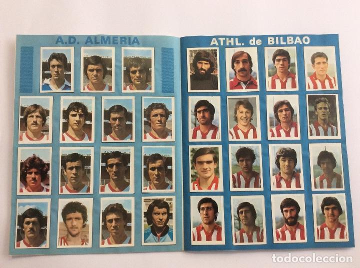 Álbum de fútbol completo: Álbum Cromos FUTBOL 1980 1981 MÁS SOBRE VACÍO - Foto 4 - 88407564