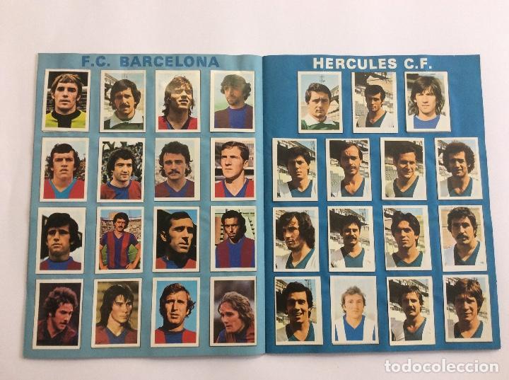 Álbum de fútbol completo: Álbum Cromos FUTBOL 1980 1981 MÁS SOBRE VACÍO - Foto 6 - 88407564