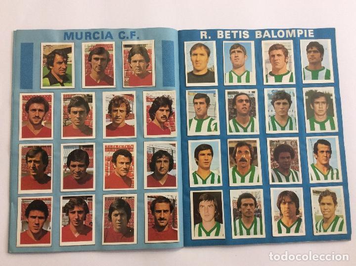 Álbum de fútbol completo: Álbum Cromos FUTBOL 1980 1981 MÁS SOBRE VACÍO - Foto 7 - 88407564