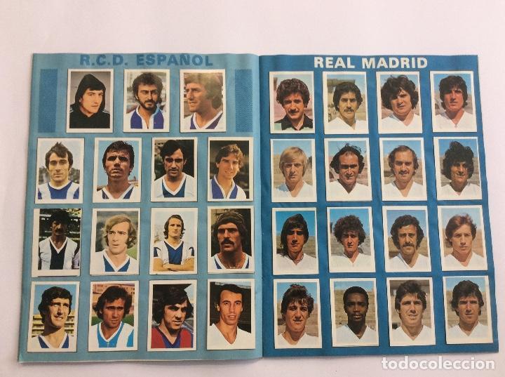 Álbum de fútbol completo: Álbum Cromos FUTBOL 1980 1981 MÁS SOBRE VACÍO - Foto 8 - 88407564
