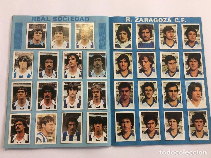 Álbum de fútbol completo: Álbum Cromos FUTBOL 1980 1981 MÁS SOBRE VACÍO - Foto 10 - 88407564