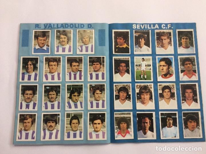Álbum de fútbol completo: Álbum Cromos FUTBOL 1980 1981 MÁS SOBRE VACÍO - Foto 11 - 88407564