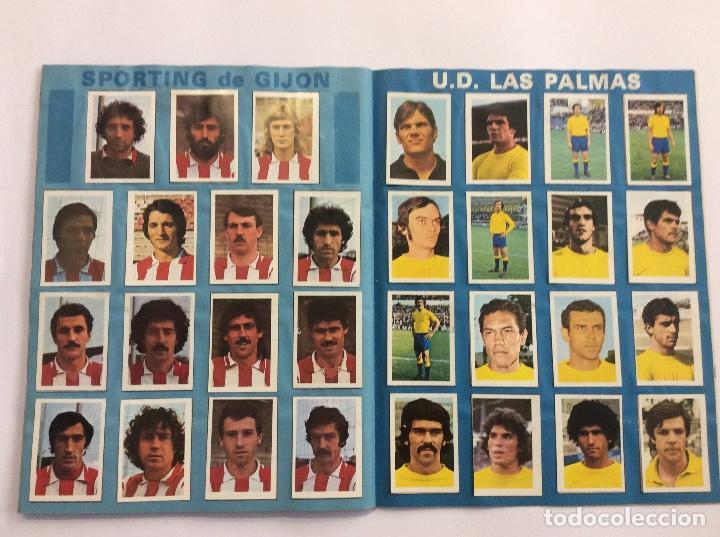 Álbum de fútbol completo: Álbum Cromos FUTBOL 1980 1981 MÁS SOBRE VACÍO - Foto 12 - 88407564