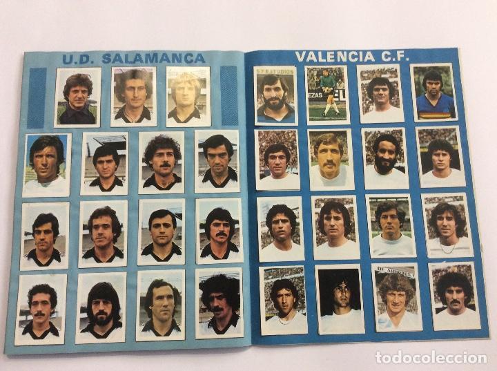 Álbum de fútbol completo: Álbum Cromos FUTBOL 1980 1981 MÁS SOBRE VACÍO - Foto 13 - 88407564