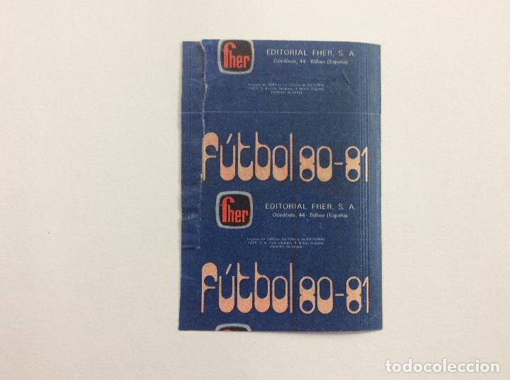 Álbum de fútbol completo: Álbum Cromos FUTBOL 1980 1981 MÁS SOBRE VACÍO - Foto 15 - 88407564
